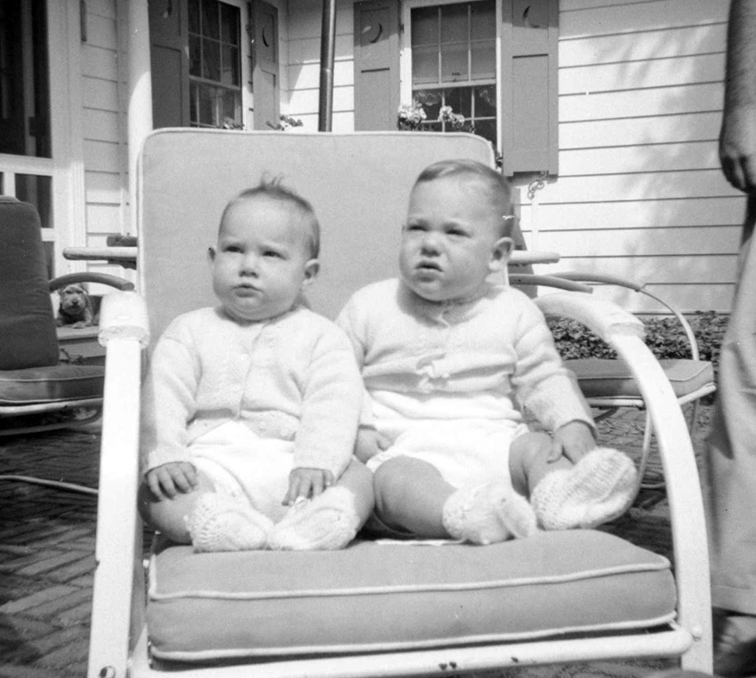 Hope and James 1951