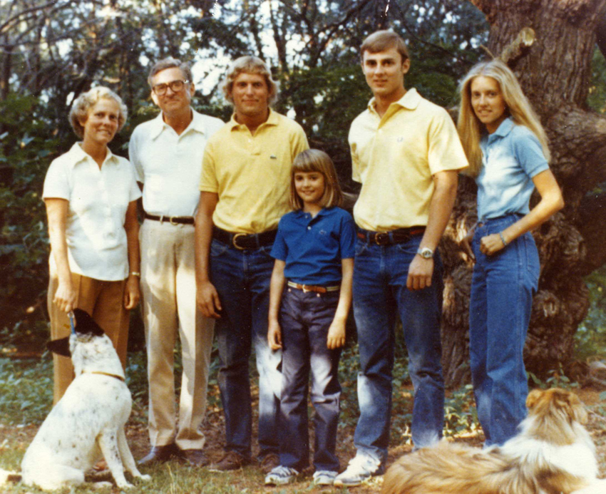 Ronnie's Family 1978