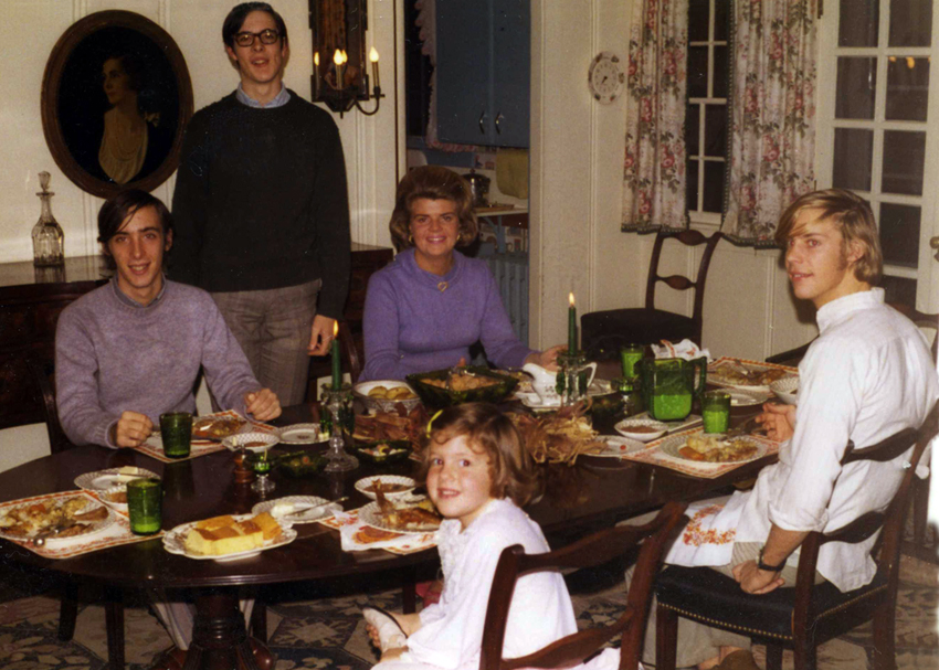 Thanksgiving 1970
